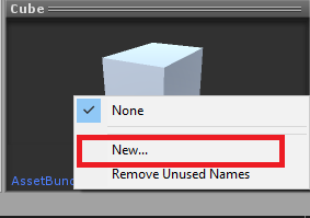 Create Asset bundle in unity3d - Gyanendu Shekhar's Blog