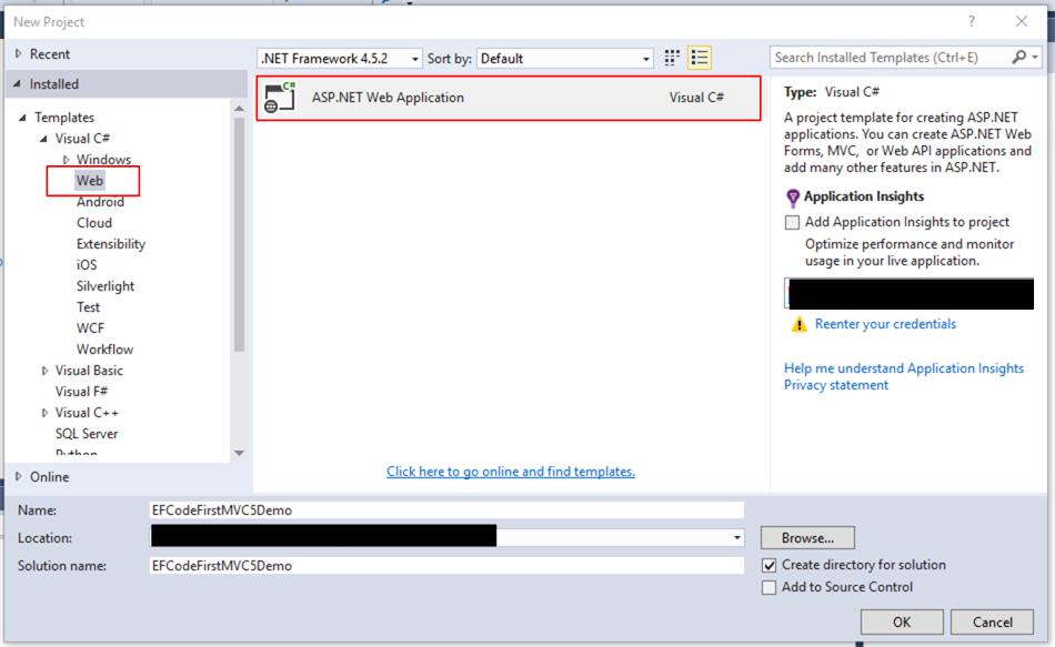Entity Framework 6 Code first using MVC 5 - Gyanendu Shekhar's Blog
