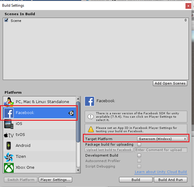 Facebook Gameroom - 3