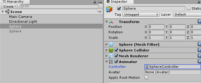 Create and play animation at runtime: Unity Tutorial