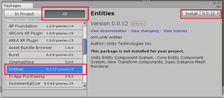 Getting started with Entity Component System (ECS): Unity Tutorial